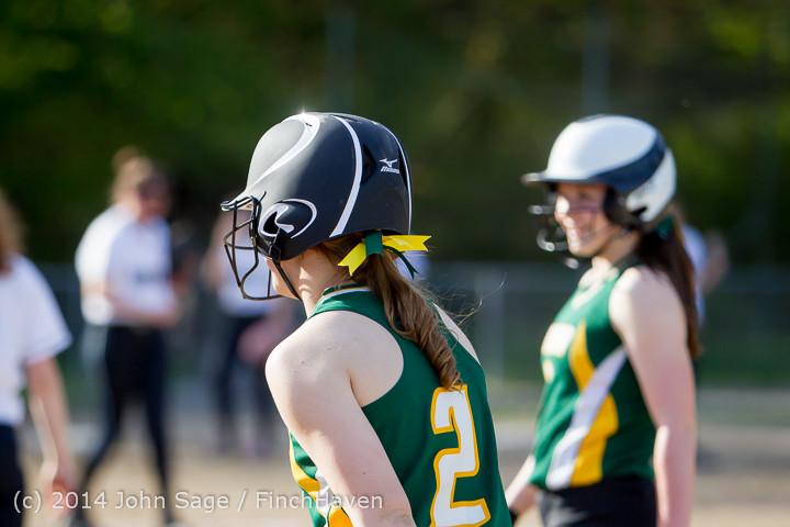 1573 Softball v University-Prep 042914