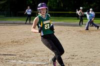 1594 Softball v University-Prep 042914