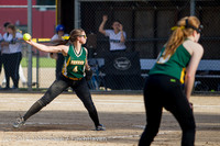 1605 Softball v University-Prep 042914