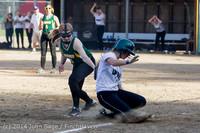 1650 Softball v University-Prep 042914