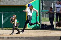 1670 Softball v University-Prep 042914