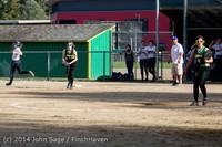 1704 Softball v University-Prep 042914