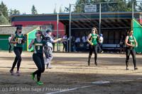 1713 Softball v University-Prep 042914