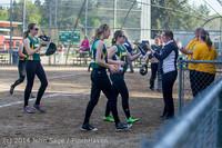 1724 Softball v University-Prep 042914
