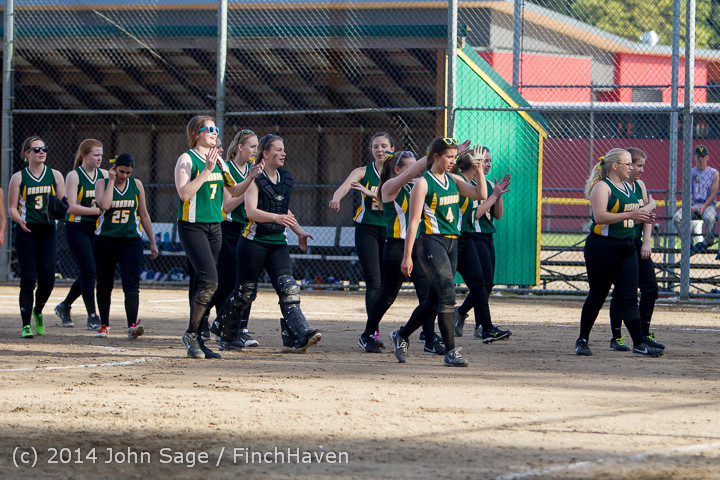 1771 Softball v University-Prep 042914