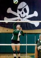 17971 Varsity Volleyball v Eastside-Prep 091014