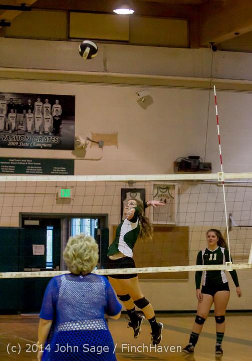 17989 Varsity Volleyball v Eastside-Prep 091014