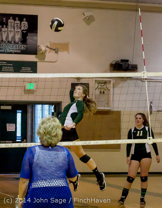 17990 Varsity Volleyball v Eastside-Prep 091014