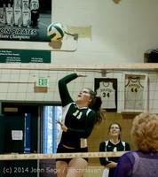 18004 Varsity Volleyball v Eastside-Prep 091014