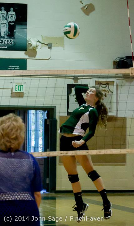 18022 Varsity Volleyball v Eastside-Prep 091014