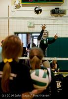 18044 Varsity Volleyball v Eastside-Prep 091014