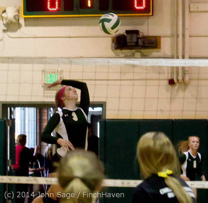 18049 Varsity Volleyball v Eastside-Prep 091014