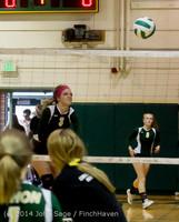 18051 Varsity Volleyball v Eastside-Prep 091014