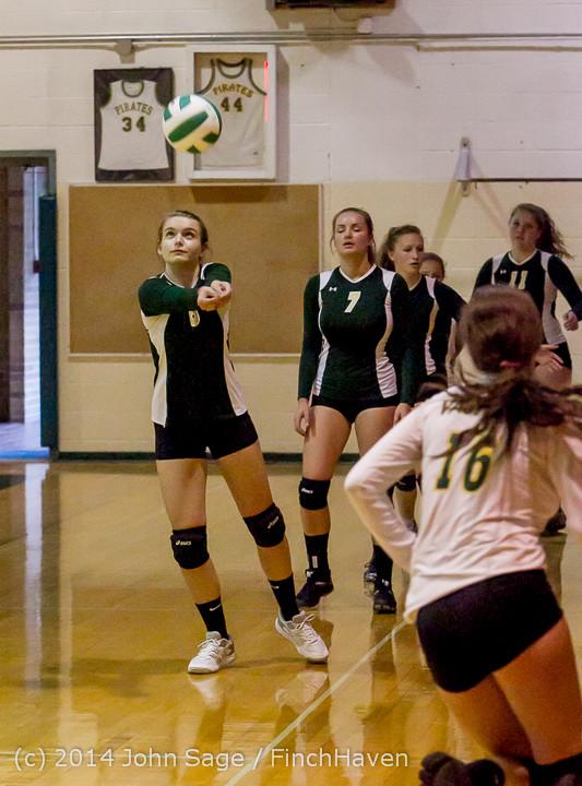 18112 Varsity Volleyball v Eastside-Prep 091014