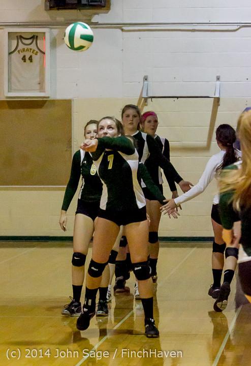 18115 Varsity Volleyball v Eastside-Prep 091014