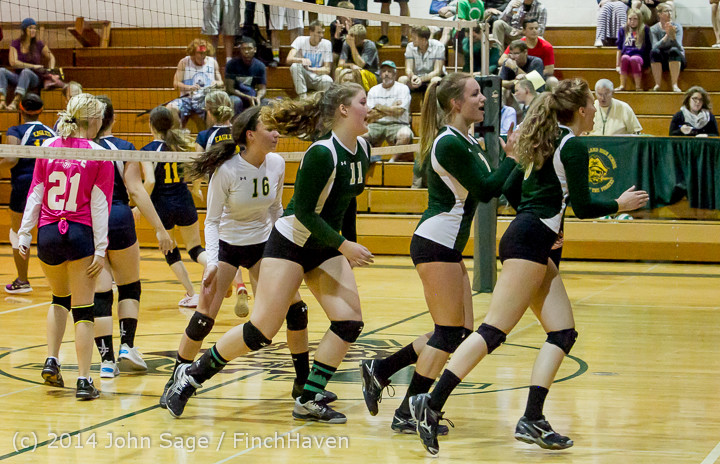 18206 Varsity Volleyball v Eastside-Prep 091014