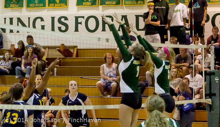 18436 Varsity Volleyball v Eastside-Prep 091014