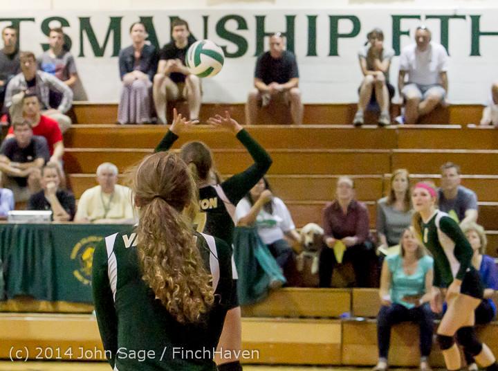 18578 Varsity Volleyball v Eastside-Prep 091014