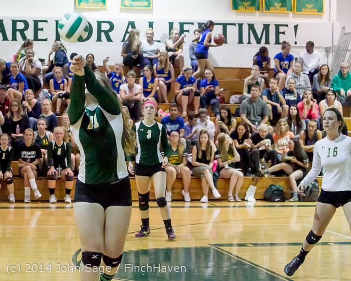 18693 Varsity Volleyball v Eastside-Prep 091014