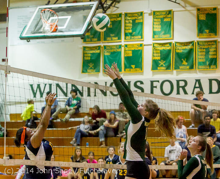 18995 Varsity Volleyball v Eastside-Prep 091014
