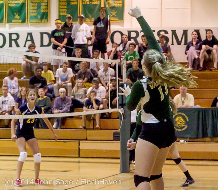 19009 Varsity Volleyball v Eastside-Prep 091014