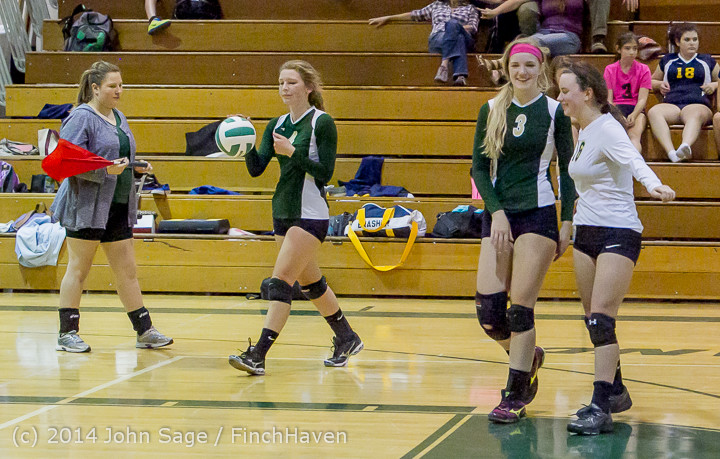 19676 Varsity Volleyball v Eastside-Prep 091014