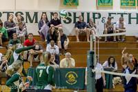 19719 Varsity Volleyball v Eastside-Prep 091014