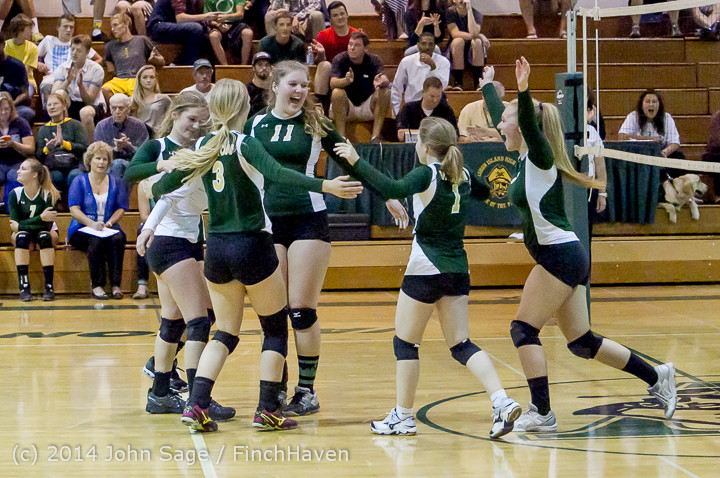 19867 Varsity Volleyball v Eastside-Prep 091014