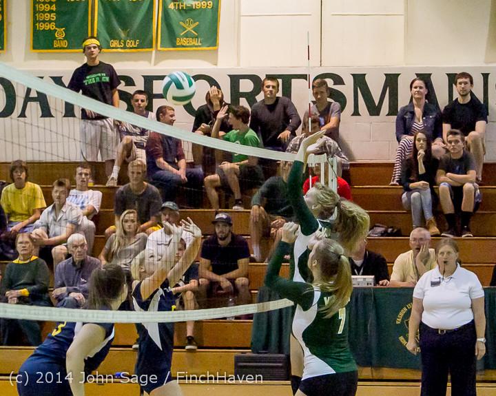 20003 Varsity Volleyball v Eastside-Prep 091014