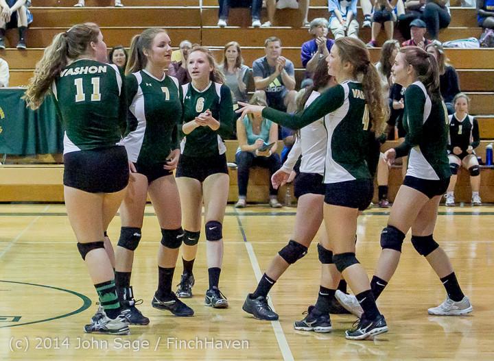 20095 Varsity Volleyball v Eastside-Prep 091014