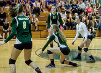 20161 Varsity Volleyball v Eastside-Prep 091014