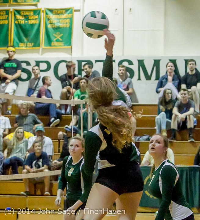 20278 Varsity Volleyball v Eastside-Prep 091014
