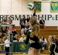 20431 Varsity Volleyball v Eastside-Prep 091014