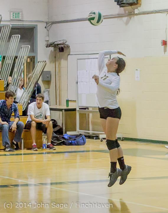 20506 Varsity Volleyball v Eastside-Prep 091014