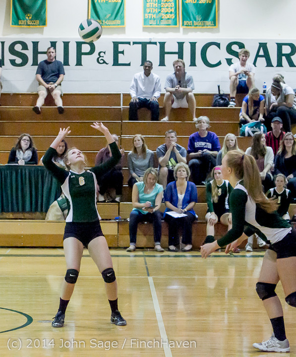 20596 Varsity Volleyball v Eastside-Prep 091014