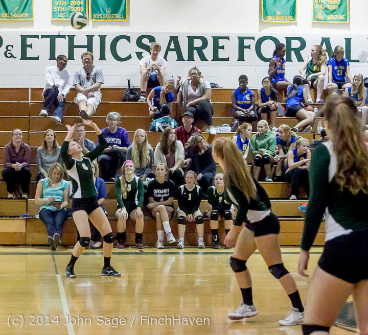20607 Varsity Volleyball v Eastside-Prep 091014