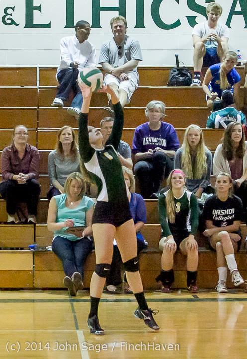 20608 Varsity Volleyball v Eastside-Prep 091014