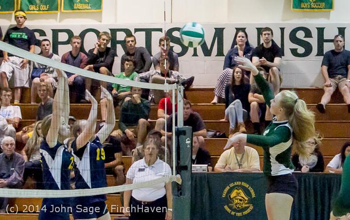 20615 Varsity Volleyball v Eastside-Prep 091014