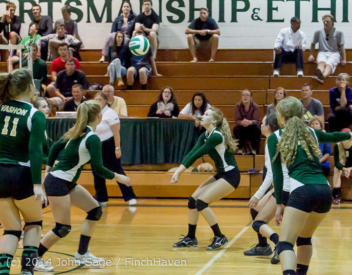 20655 Varsity Volleyball v Eastside-Prep 091014