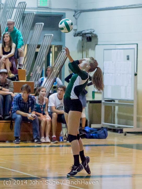20736 Varsity Volleyball v Eastside-Prep 091014