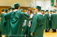 1900 Vashon Island High School Graduation 2013 061513