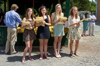 1907 Vashon Island High School Graduation 2013 061513