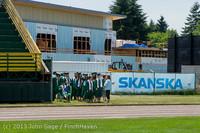 1914 Vashon Island High School Graduation 2013 061513