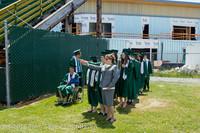 1916 Vashon Island High School Graduation 2013 061513