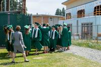 1919 Vashon Island High School Graduation 2013 061513