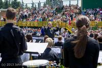 1925 Vashon Island High School Graduation 2013 061513