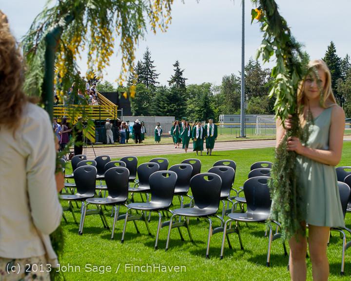 1953_Vashon_Island_High_School_Graduation_2013_061513