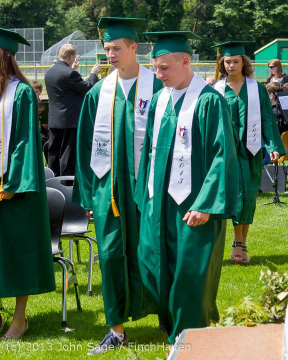 2012 Vashon Island High School Graduation 2013 061513