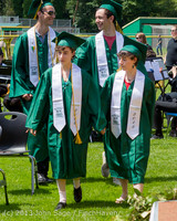 2019 Vashon Island High School Graduation 2013 061513