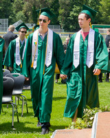 2022 Vashon Island High School Graduation 2013 061513